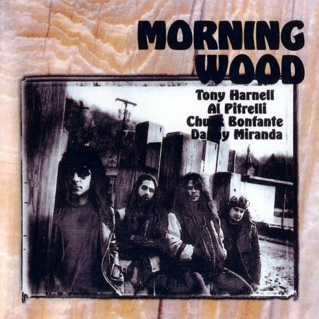 Morning Wood - Morning Wood - Front